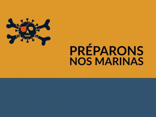 Préparons nos marinas
